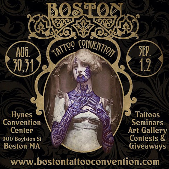 tattoo, boston, minutia, boston tattoo convention, art