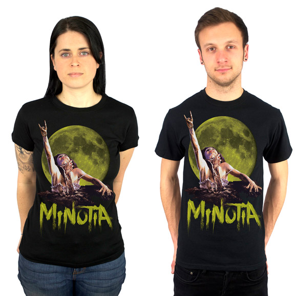 minutia, evil dead, horror, metal, graphic design, tee, tshirt